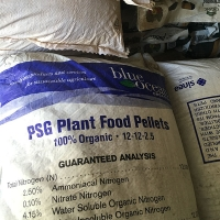 PSG Plant Food Pellets - Ingredients